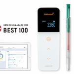 衛生状態モニタリングシステム「ルミテスターSmart」が2019年度グッドデザイン・ベスト100を受賞
