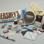 niko and …がチョコレートブランドの「HERSHEY'S」「HERSHEY'S KISSES」とコラボレーション!