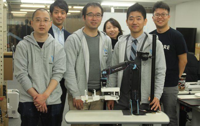 下膳自動化ロボット開発のSmile Robotics、ANRIおよびDEEPCOREから総額4,500万円の資金調達を実施
