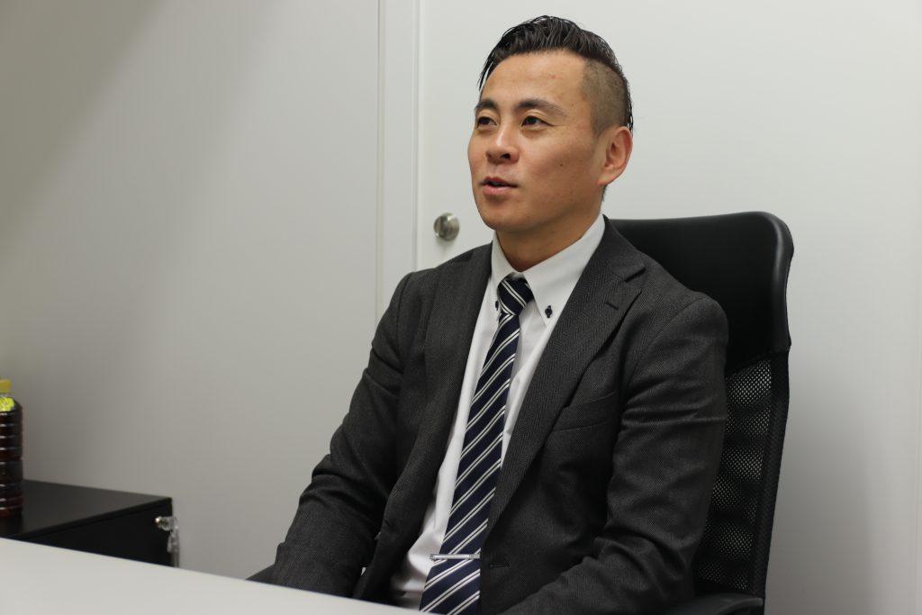 東京食彩株式会社 取締役 山寺 昭彦(やまでら あきひこ)2